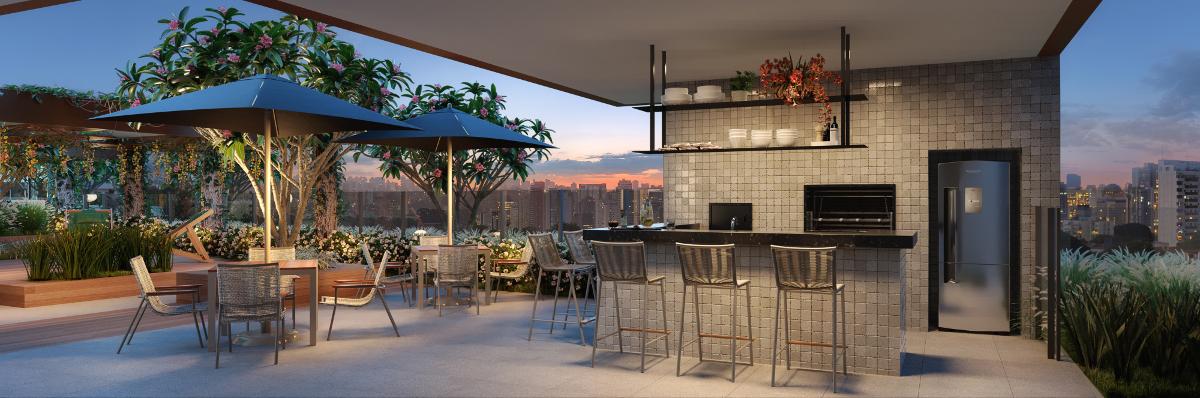Terraço gourmet_- Imagem preliminar, sujeita a alteração