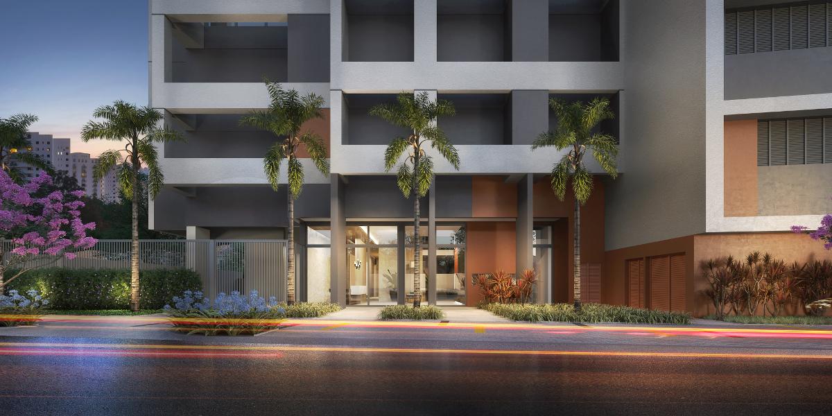 Acesso residencial_- Imagem preliminar, sujeita a alteração
