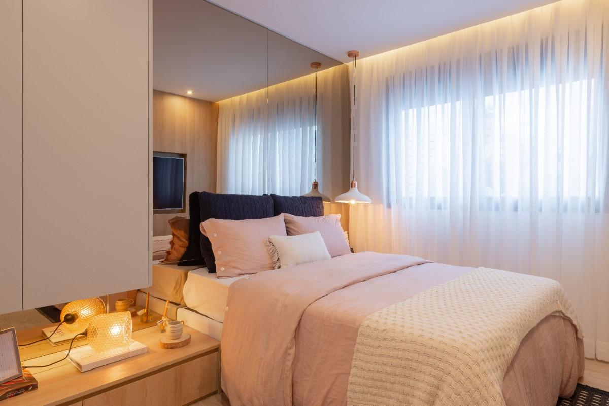 Apartamento decorado 63m²