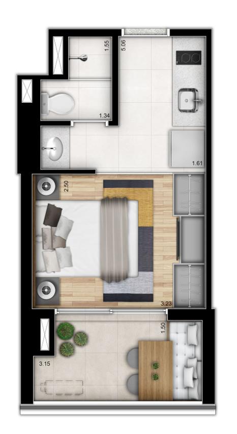 Studio - Torre 2