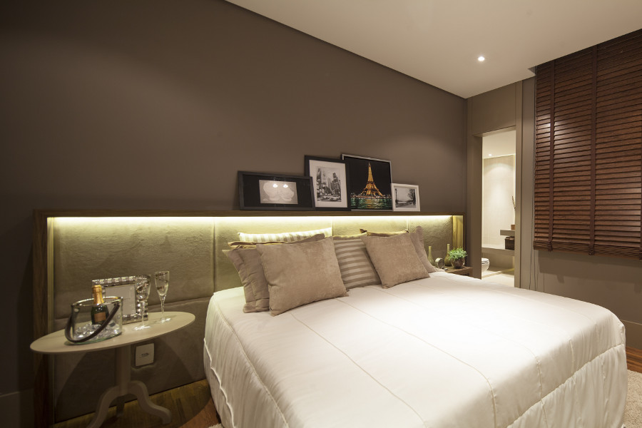 Foto - Apartamento modelo decorado 64 m²