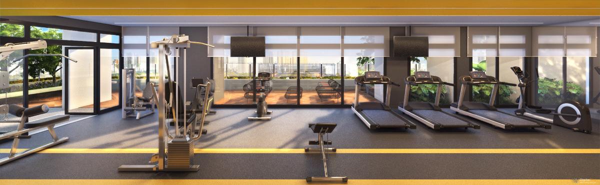 Fitness - Panorâmica  -  Imagem em desenvolvimento, sujeita a alteração