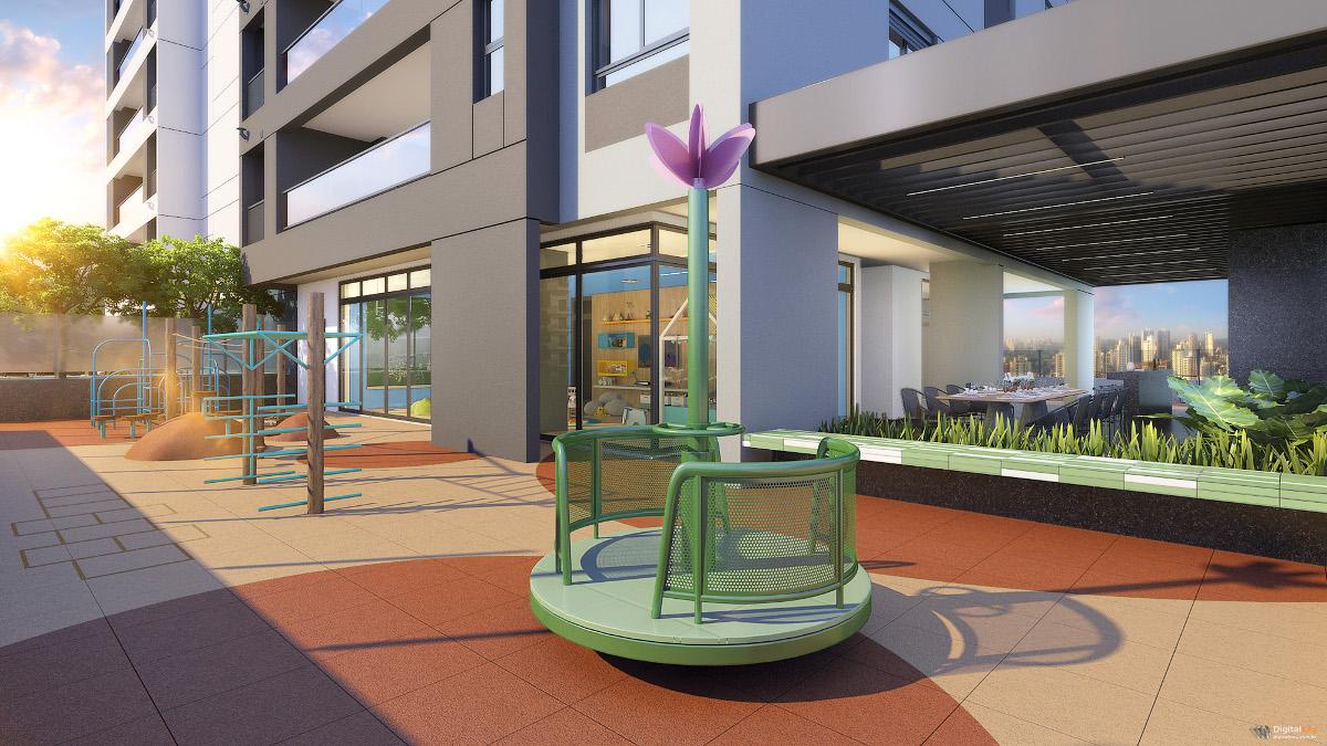 Playground - Imagem em desenvolvimento, sujeita a alteração