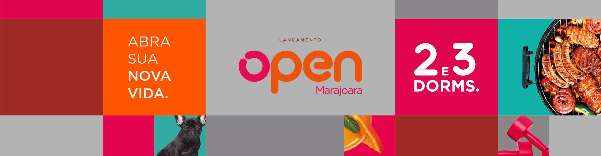Open Marajoara - Lançamento