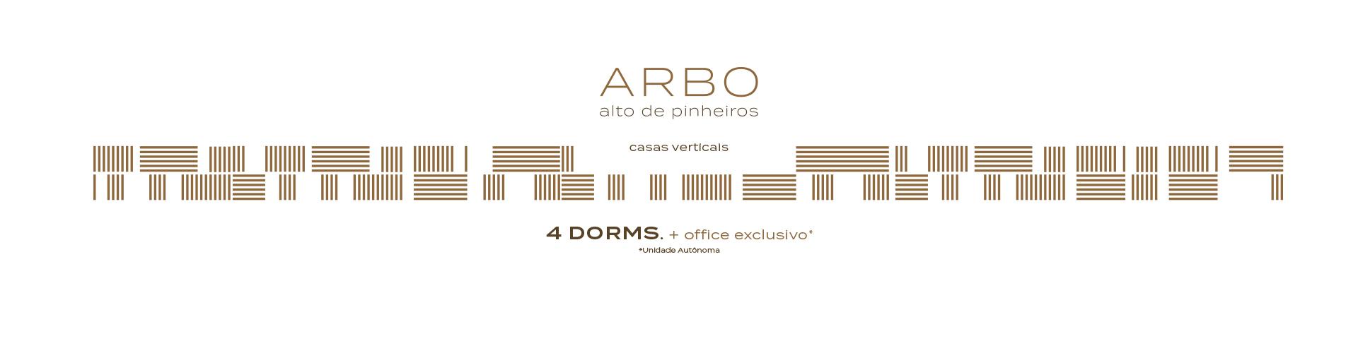 ARBO | Alto de Pinheiros