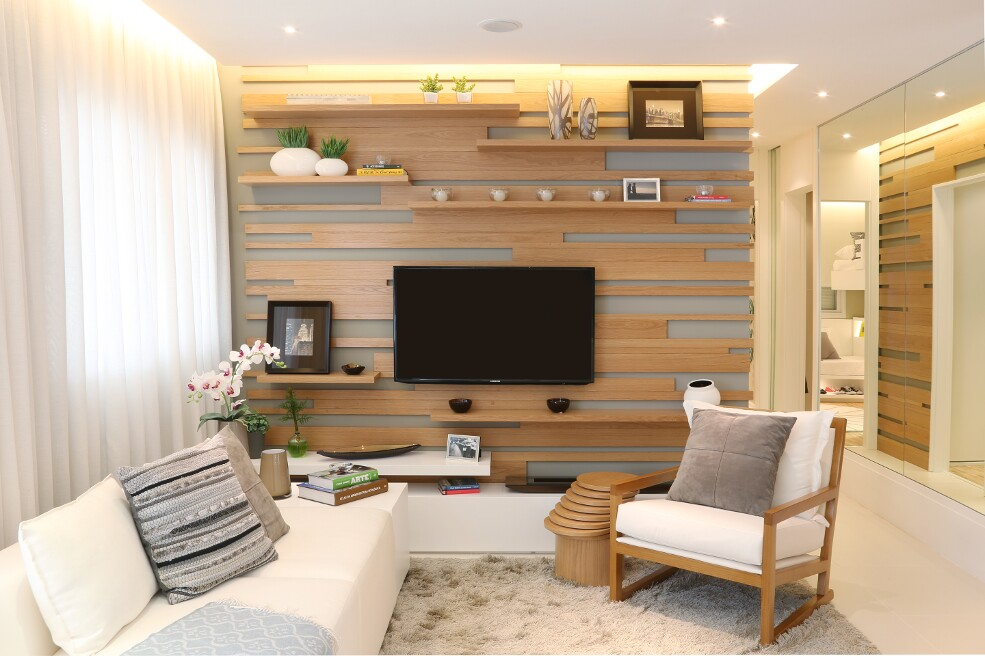 Foto do Apartamento Decorado - 105 m²