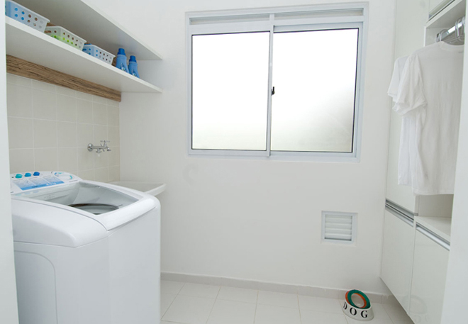 Foto do apartamento decorado