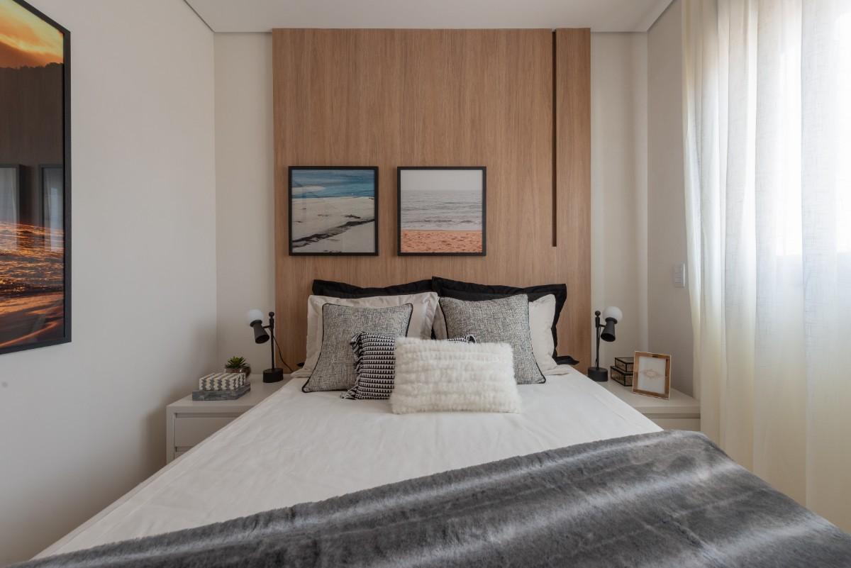 Apartamento decorado