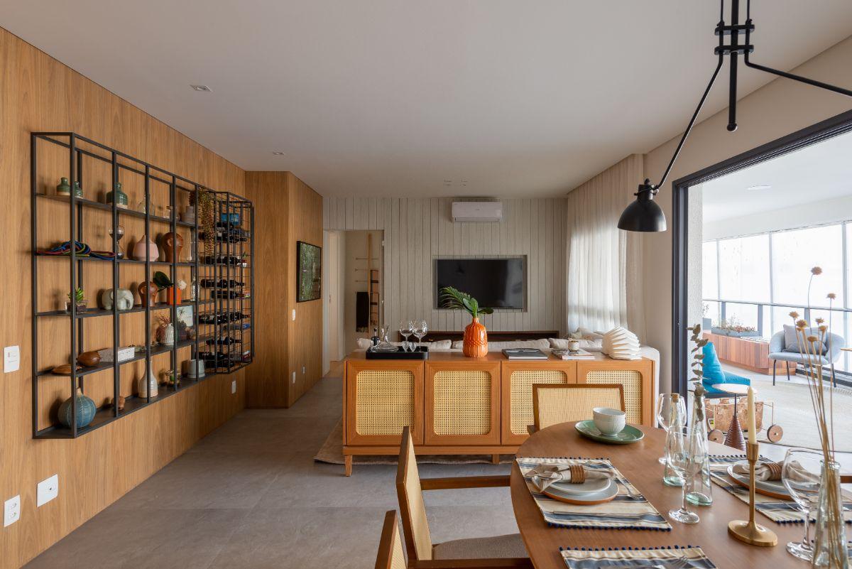 Apartamento decorado 118m²