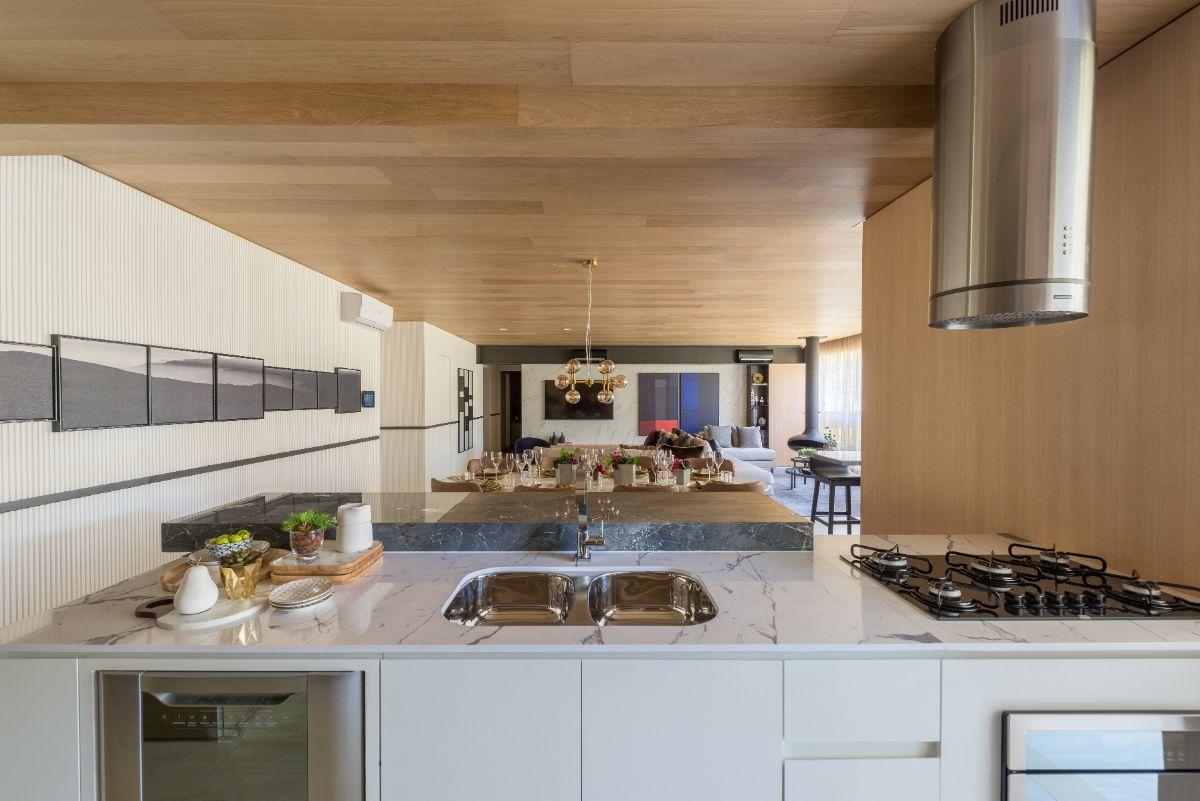 Apartamento decorado – 145 m²