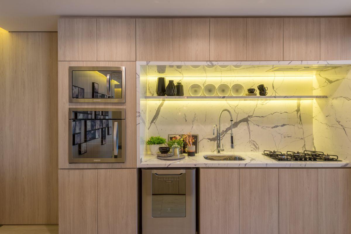 Apartamento decorado – 105 m²