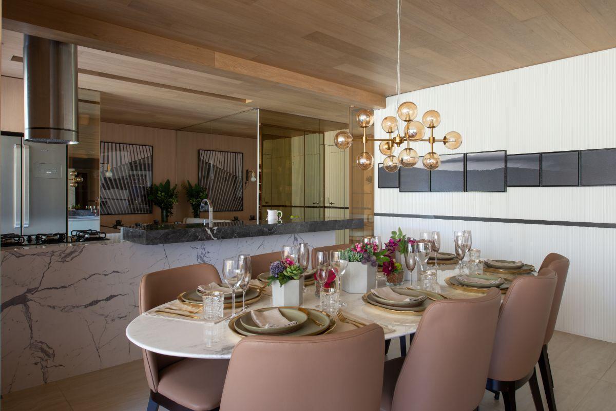 Apartamento decorado – 145m²