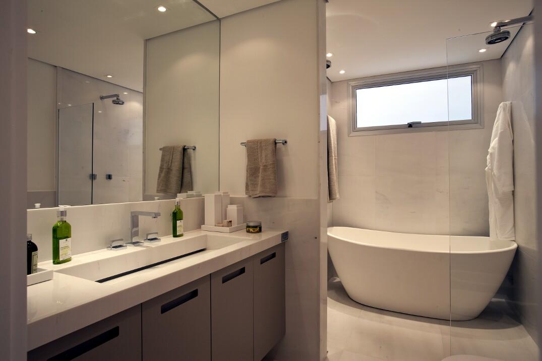 Foto do Decorado 332 m² - Banho Master