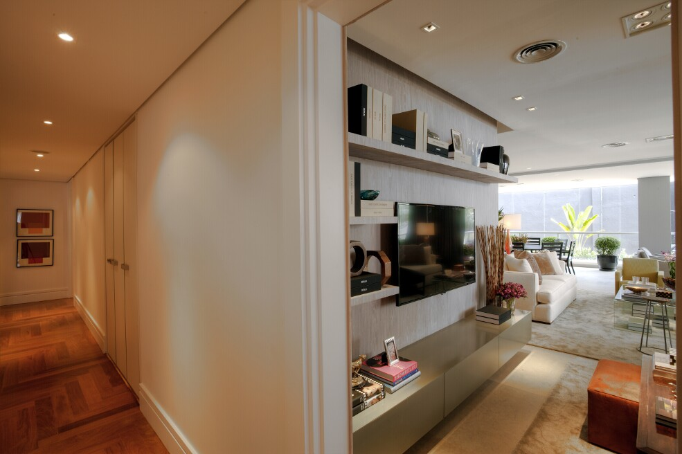 Foto do Decorado 332 m² - Home Theater
