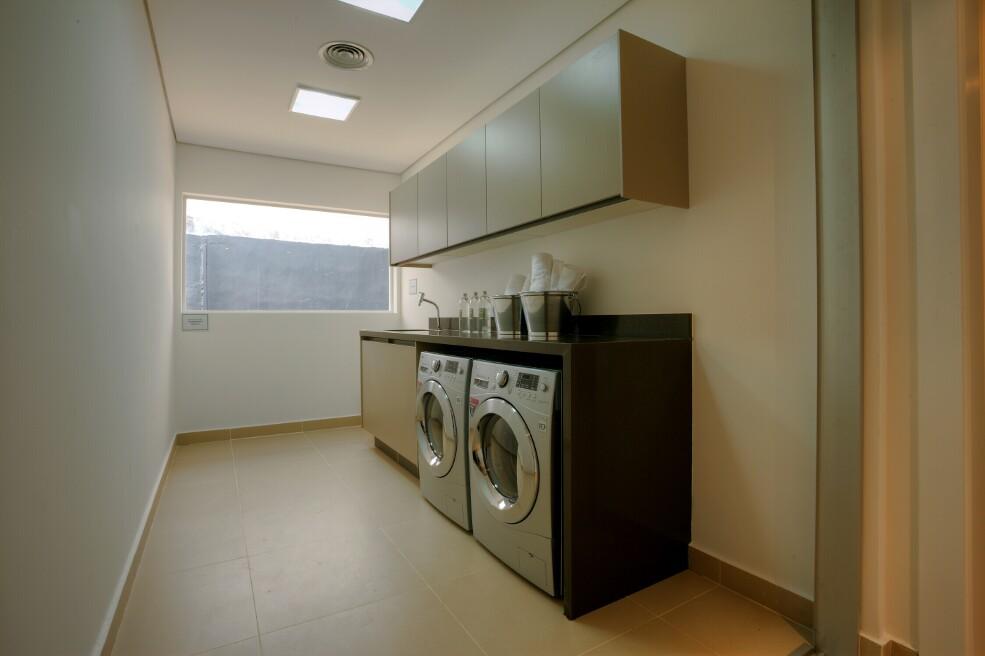 Foto do Decorado 332 m² - Área de Serviço
