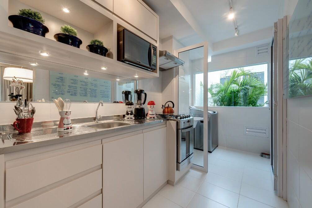 Foto do Apartamento Decorado - 69 m²