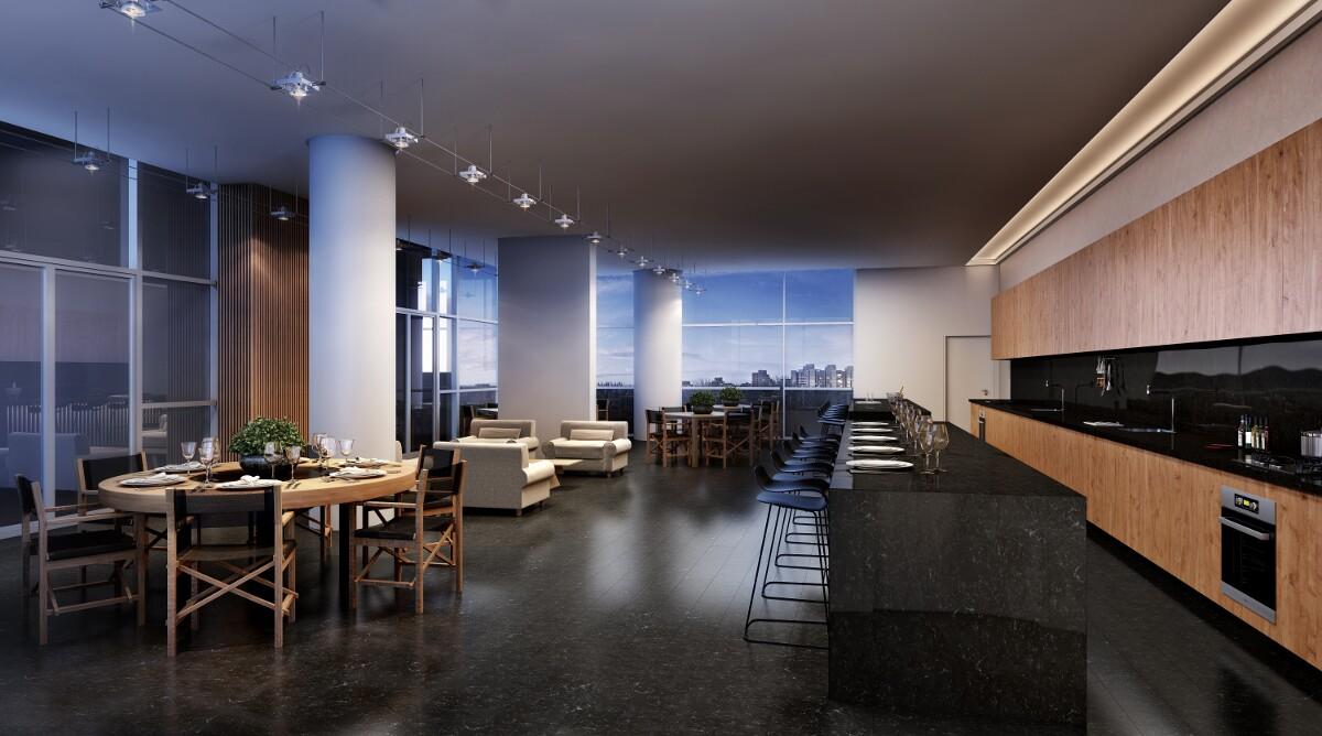 Espaço Gourmet - Urbanity Home