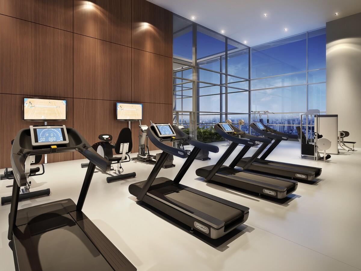 Fitness - Urbanity Home