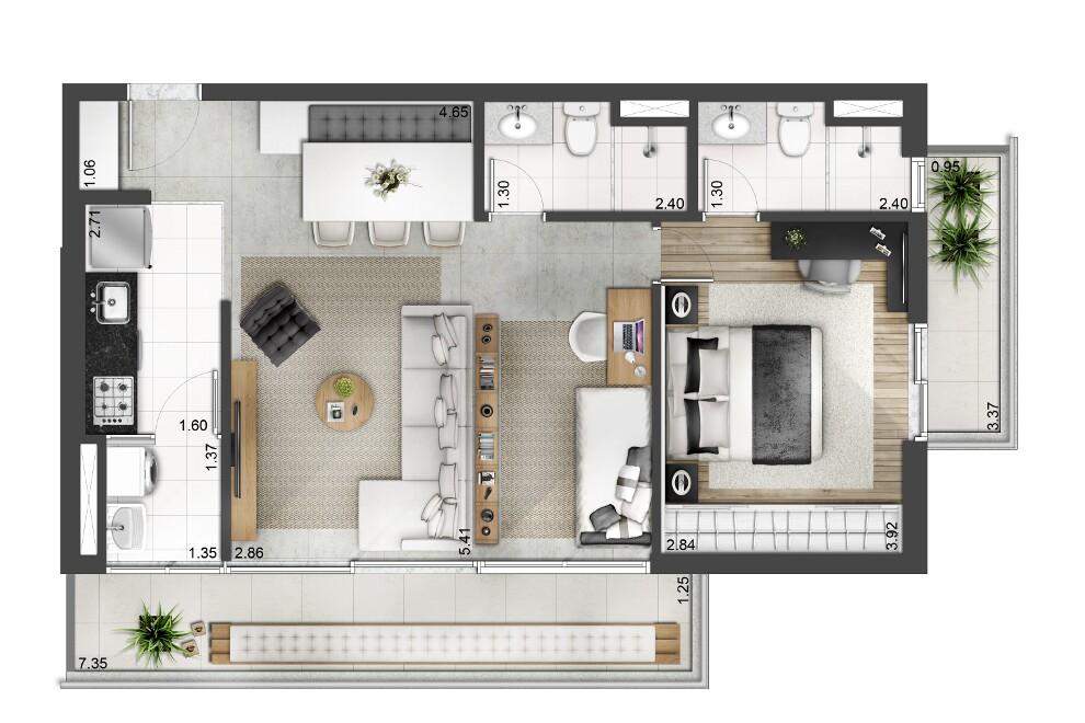 Spa - Urbanity Home