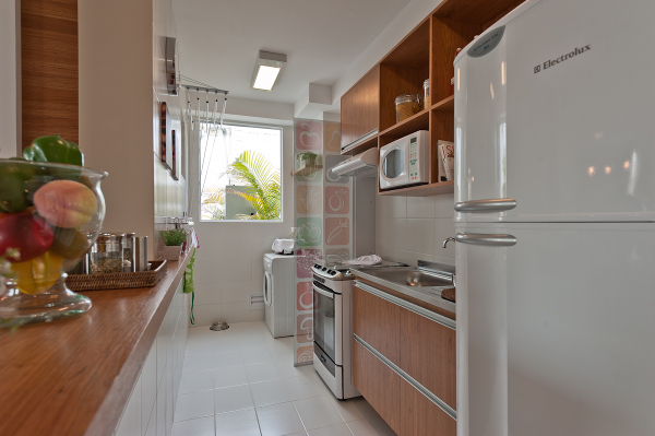 Cozinha e serviço