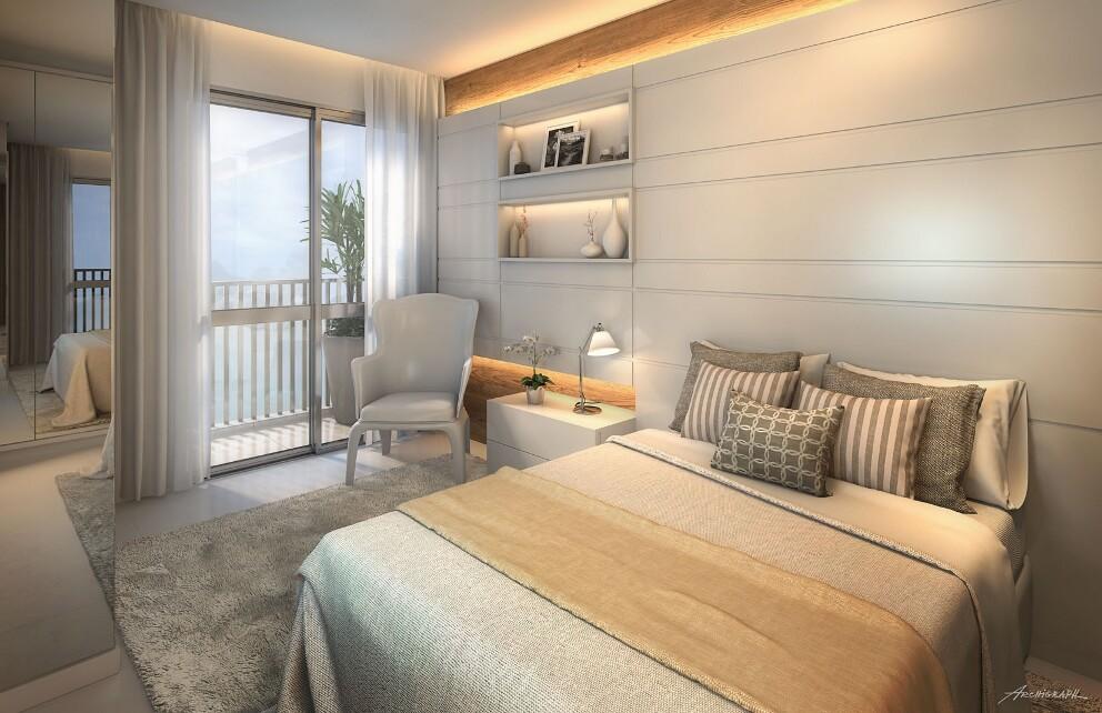 Suite - Apartamento 3 Quartos