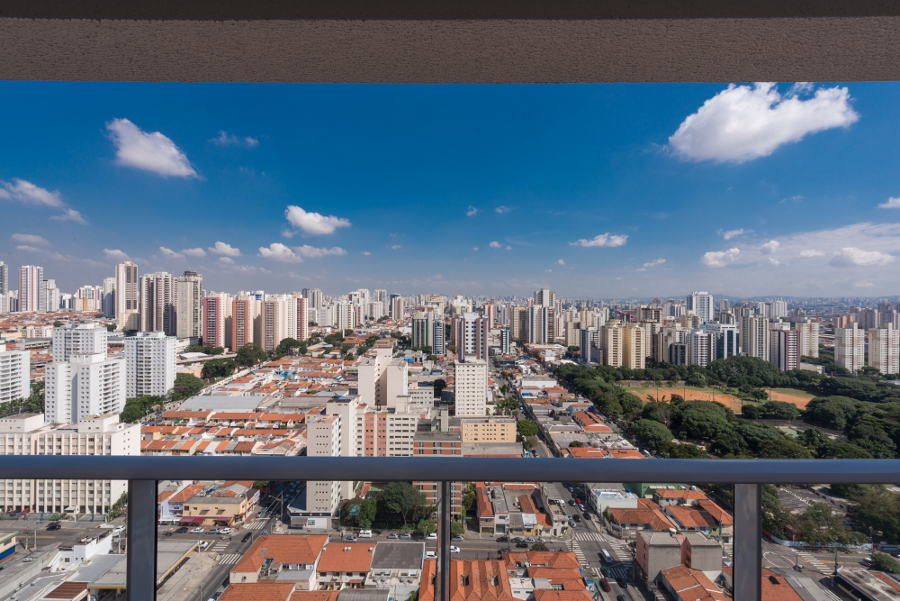 Vista da Unidade 257 - Torre A